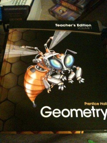 Prentice Hall Geometry Teacher's Edition (Volume 1): Laurie Matos