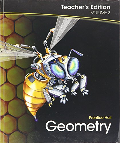 9780133697087: Prentice Hall Geometry, Teacher's Edition, Vol. 2