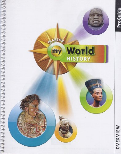 Pearson My World History, ProGuide (Overview)