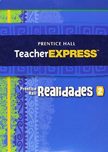 REALIDADES 2011 TEACHERS EXPRESS DVD-ROM LEVEL 2: PRENTICE HALL