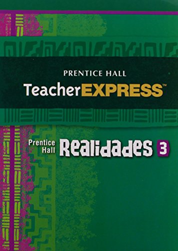 9780133698299: REALIDADES 2011 TEACHERS EXPRESS DVD-ROM LEVEL 3