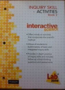 9780133698503: Inquiry Skill Activities (Book 2) for Interactive Science