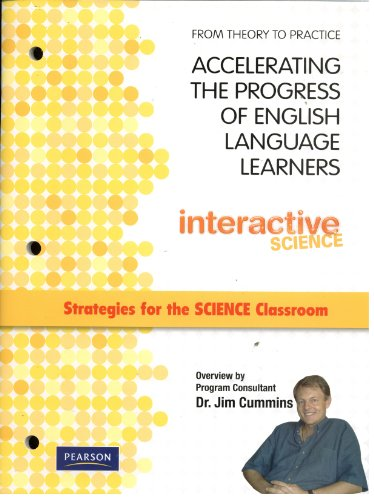 9780133698565: From Theory to Practice Accelerating the Progress of English Language Learners Interactive Science