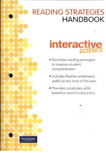 9780133698572: Interactive Science, Reading Strategies