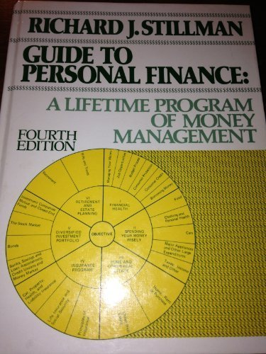 9780133702965: Guide to personal finance: A lifetime program of money management