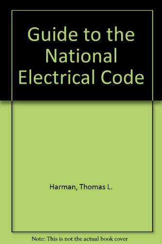 9780133704044: Guide to the National Electrical Code