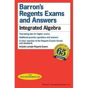 9780133704174: Brief Review for the NY Regents Exam: Integrated Algebra (NY 2010)