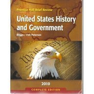 BRIEF REVIEW FOR UNITED STATES HISTORY AND: PRENTICE HALL