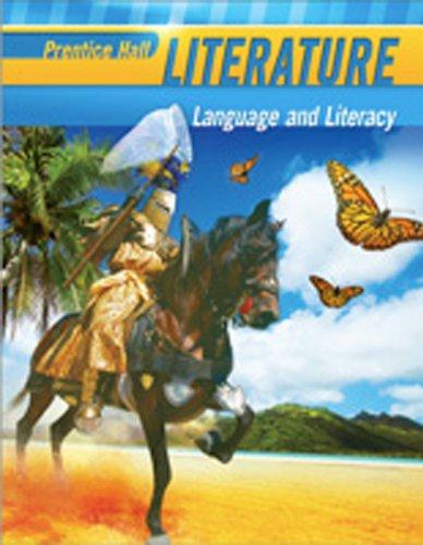 9780133704396: PRENTICE HALL LITERATURE 2010 NATIONAL LANGUAGE CENTRAL WORKBOOK GRADE 7