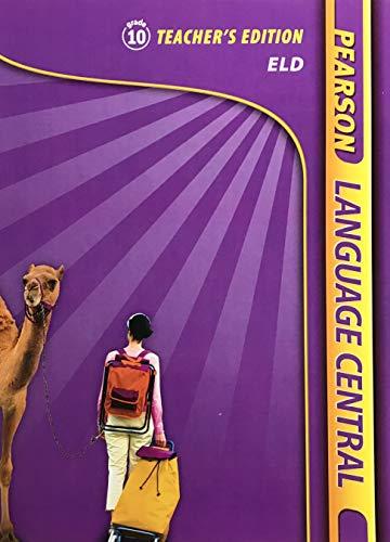 9780133704488: Pearson Language Central Teacher's Edition ~ Grade 10