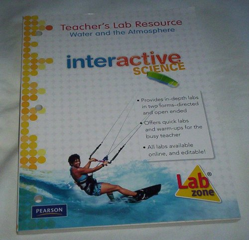 Teacher's Lab Resource: Science and Technology: Interactive Science (Interactive Science, 1): ...