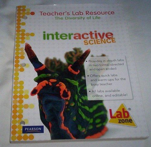 Teacher's Lab Resource: The Diversity of Life: Interactive Science (Volume 8): Hathaway, Mandt...