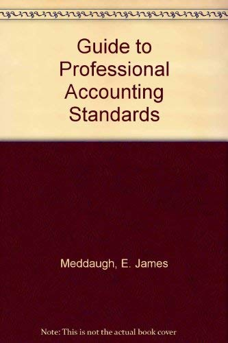 9780133707007: Guide to Professional Accounting Standards