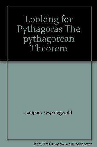 9780133707151: Looking for Pythagoras The pythagorean Theorem
