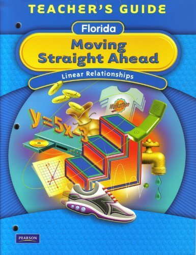 9780133707168: Moving Straight Ahead (Linear Relationships)