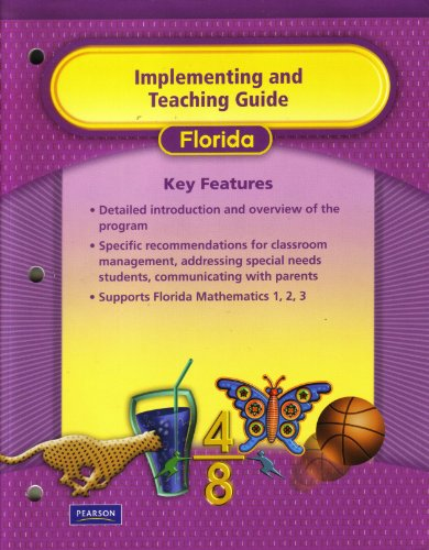 9780133707250: Implementing and Teaching Guide Florida