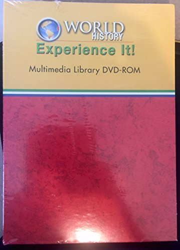 9780133707533: Prentice Hall World History Experience It! Multimedia Library DVD-ROM