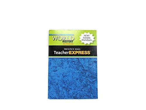 9780133707540: Prentice Hall World History The Modern Era TeacherExpress DVD Roms