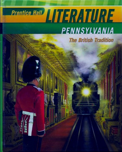 9780133712803: Prentice Hall Literature: The British Tradition: Pennsylvania