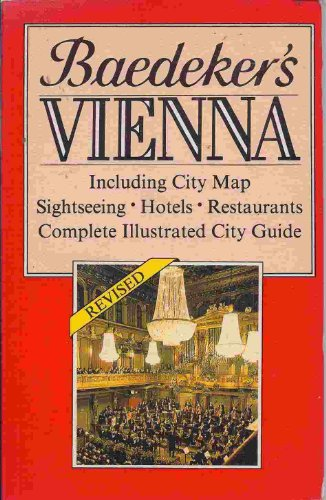 9780133713039: Baedeker's Vienna