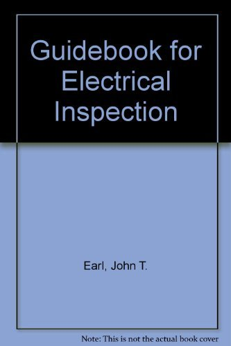 9780133713602: Guidebook for Electrical Inspection