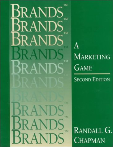 9780133716672: BRANDS: A Marketing Game (2nd Edition)