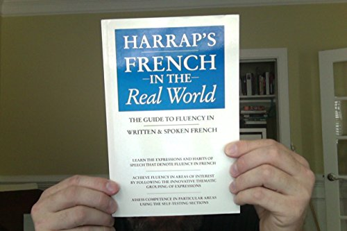 9780133717662: Harrap's French in the Real World