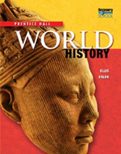 HIGH SCHOOL WORLD HISTORY 2011 SURVEY STUDENT: PRENTICE HALL