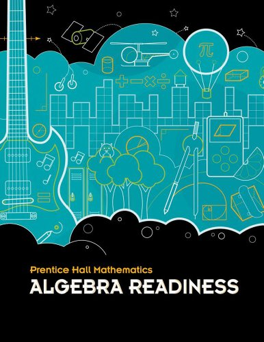 9780133721188: MIDDLE GRADES MATH 2010 STUDENT EDITION ALGEBRA READINESS