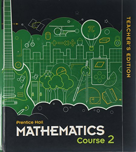 9780133721218: Prentice Hall: Mathematics, Course 2, Teacher's Edition