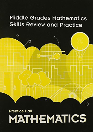 9780133722079: Prentice Hall Mathematics: Middle Grades, Skills Review and Practice