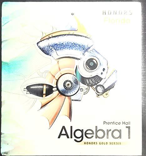 9780133723151: prentice hall algebra 1, volume 1, honors gold.