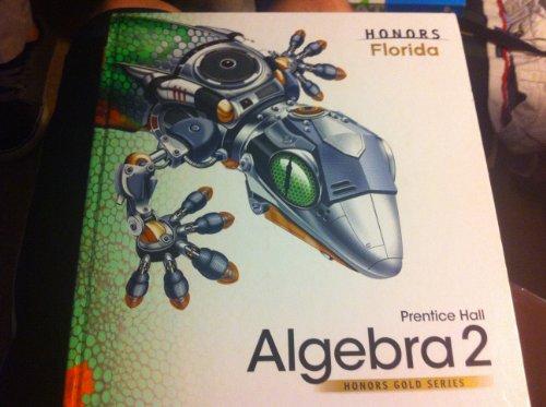 Algebra 2 Honors Florida (honors Gold Series): Charles, Hall, Kennedy