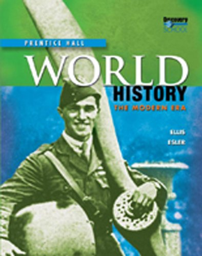 9780133723946: World History 2011 National Modern Student Edition