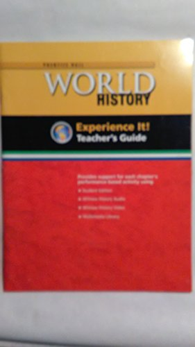 9780133724158: Prentice Hall World History Experience It! Teacher's Guide