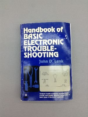 Handbook of Basic Electronic Troubleshooting