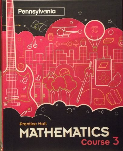 9780133725018: Mathematics: Course 3 (Pennsylvania Edition)