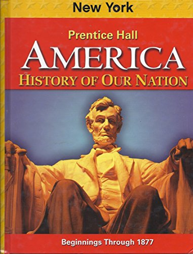 9780133725612: New York Editon of America: History of Our Nation