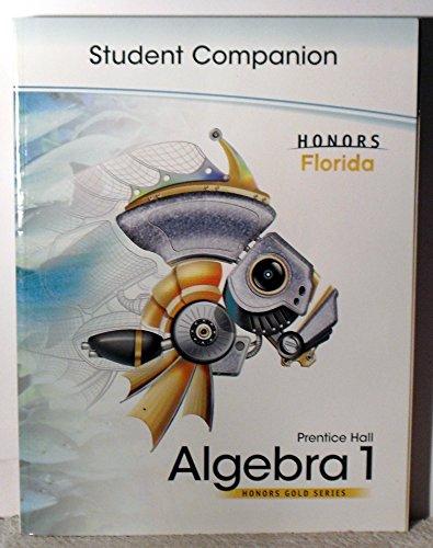 9780133725728: Prentice Hall Algebra 1 Student Companion