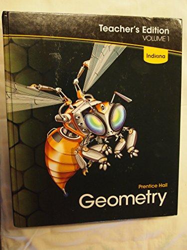 Prentice Hall Geometry Indiana Teacher's Edition Volume