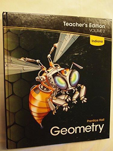 9780133726282: Geometry Volume 2 Indiana Teacher's Edition