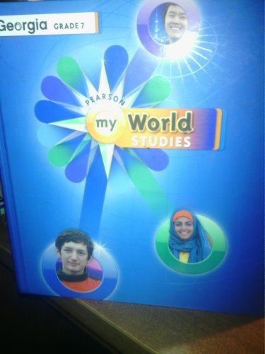 9780133726701: My World Studies (Georgia Grade 7)