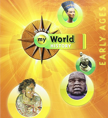 9780133726978: My World History Early Ages