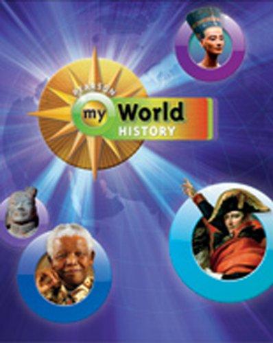 9780133726992: My World History