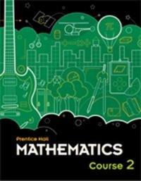 9780133727388: Prentice Hall Mathematics Course 2 - Illinois Edition