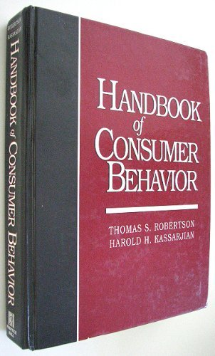 9780133727494: Handbook of Consumer Behaviour