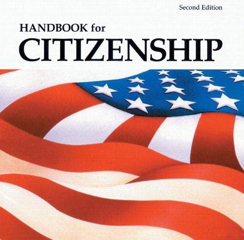 9780133728064: Handbook For Citizenship (2nd Edition)