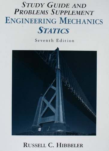 9780133730289: Engineering Mechanics: Study Guide/Problem Supplement