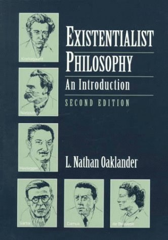 9780133738612: Existentialist Philosophy: An Introduction (2nd Edition)