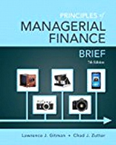 9780133740912: Principles of Managerial Finance, Student Value Edition Plus NEW MyFinanceLab with Pearson eText -- Access Card Package (14th Edition)